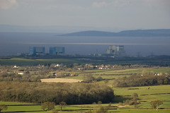 Brean Down from Hinkley