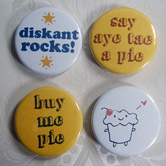 diskant badges