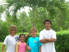 Kids at Mayan Palace Resort (1)