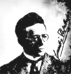 Emilio Portaluppi 1921 - Passport Photo (puzzlemaster) Tags: photos shipwreck passport titanic sinking whitestarline