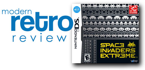 Space Invaders Extreme DS Review