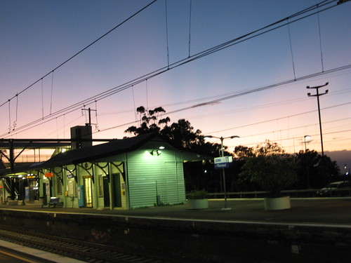 Thirroul Railway Station I
