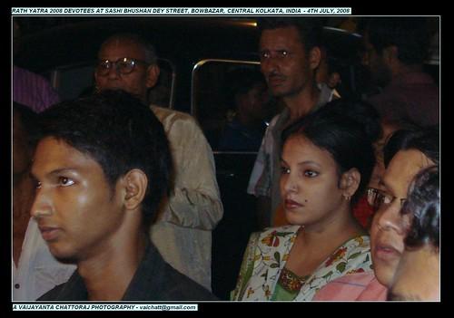 Rath Yatra Devotees 2008