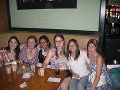 Tracy, Elyse, Maria, Rebecca, Vy, Stacey