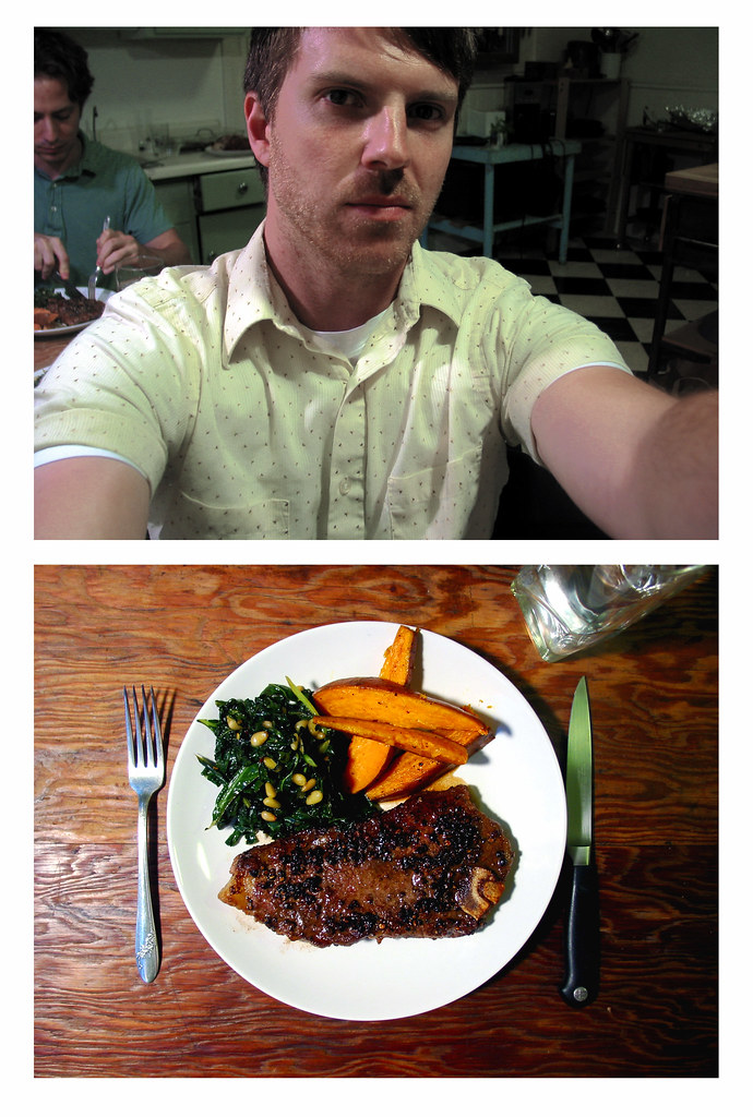 Dinner: July 30