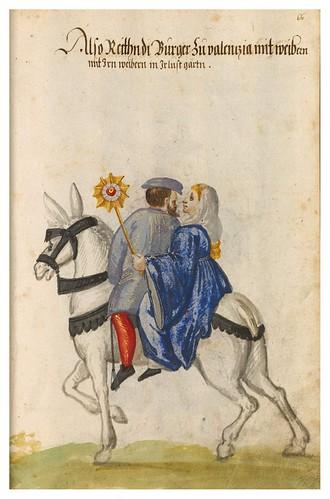 09- Vestimentas en España y Portugal año 1600- 66r