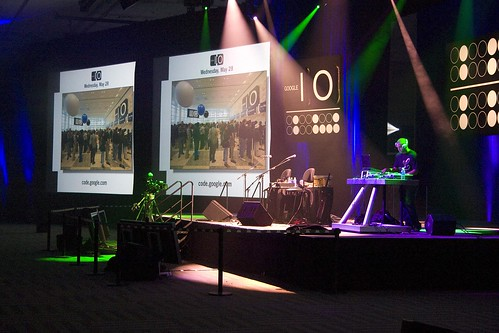 Google IO DJ