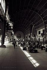 Jakarta Kota Station (T   J ) Tags: fab station nikkor beos d300 supershot blackwhitephotos teeje 18100vr jakartastation