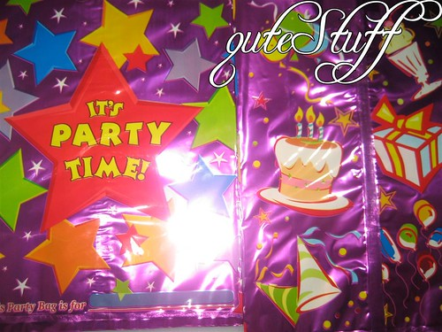 Party packs (30 pcs)