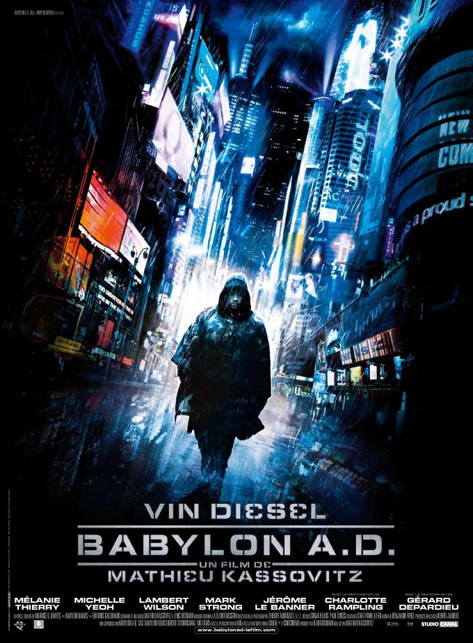 Babil M.S. - Babylon A.D - T�rk�e Altyaz� - Online izle