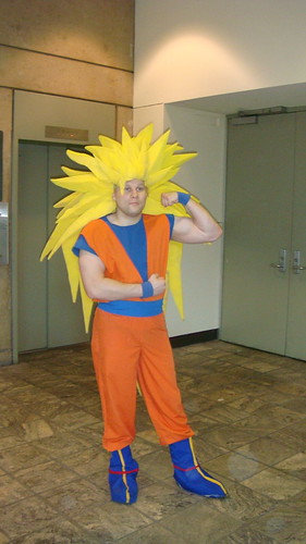 Dragon Ball Son Goku Cosplay