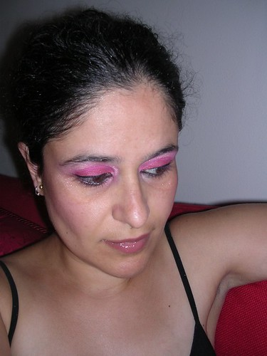 FOTD 13 August 2008 (A Variation on Pink)