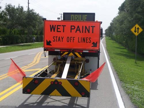 Paint Truck
