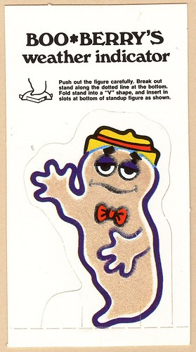 Boo Berry Weather Indicator (by Waffle Whiffer)