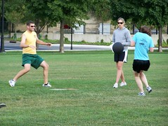 Wednesday 8-13-08 042 (adackickball) Tags: sports ball teams kick run catch kickball throw