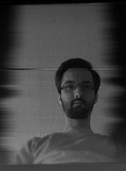 Scanner Self Portrait