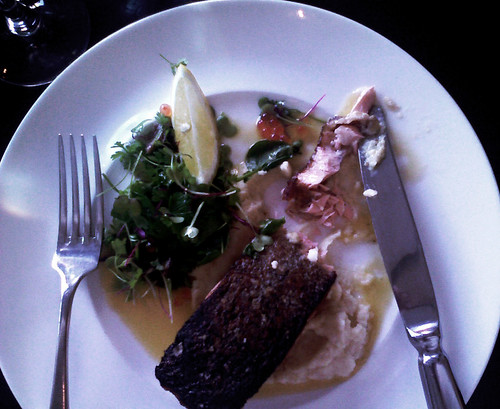 Lunch in Daylesford, Victoria