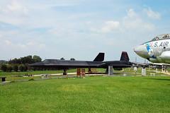 SR-71 (justinmartin) Tags: airplanes sr71 nikon1855mm barksdaleafb 8thairforcemuseum