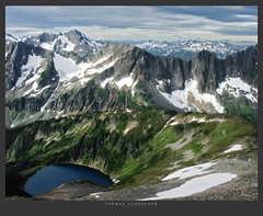 5034. (koaflashboy) Tags: mountains colour landscape nationalpark raw northcascadesnationalpark cascadepass canong2 sahalearm doubtfullake