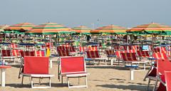 Umbrellas at Rimini