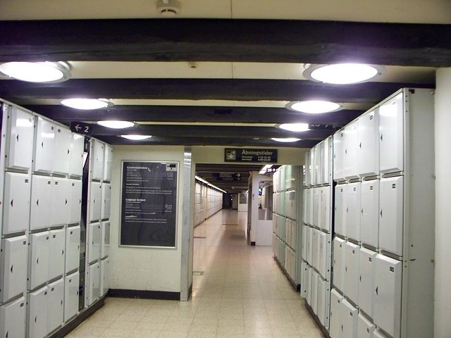 Copenhagen Lockers
