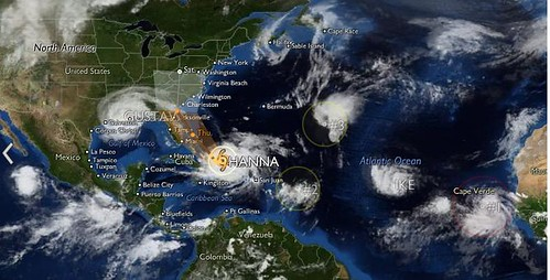 Atlantic Basin 9-1-08