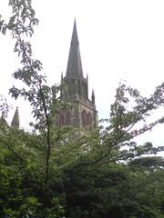 Clumber Park Church (jamestrever) Tags: clumberpark k850i