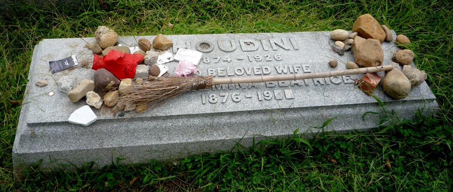 Houdini's Grave
