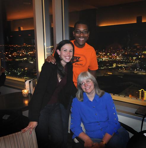 Wil-Nora-Jeannine -- Peaks Lounge