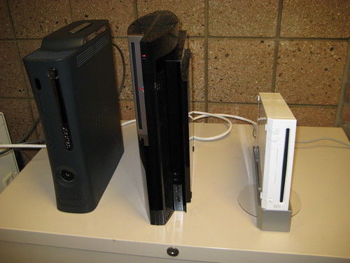 Ps3 and Xbox 360
