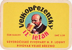 Label (wpgbuzz) Tags: beer brewing logo czech label brewery cz beerlabel breweries lezak