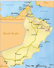 Carte Dubai Oman.The World S Best Photos Of Maps And Oman Flickr Hive Mind