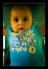 Lucia Draganizada (oneplace) Tags: portrait baby child retrato nia bebe dragan dr