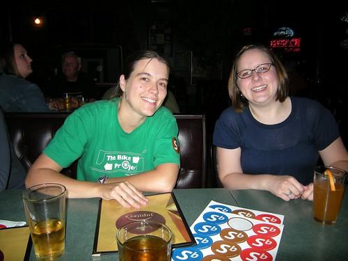 Lisa and Sarah