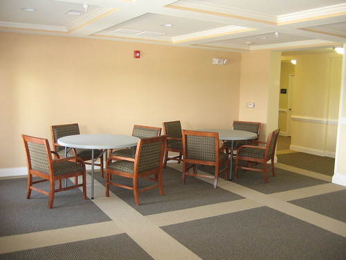The First Floor Community Room