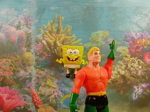 water dc underwear superhero reef undies spongebobsquarepants aquaman tightiewhities bikinibottom