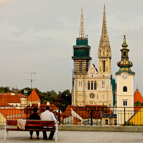 Croatia attractions - Zagreb