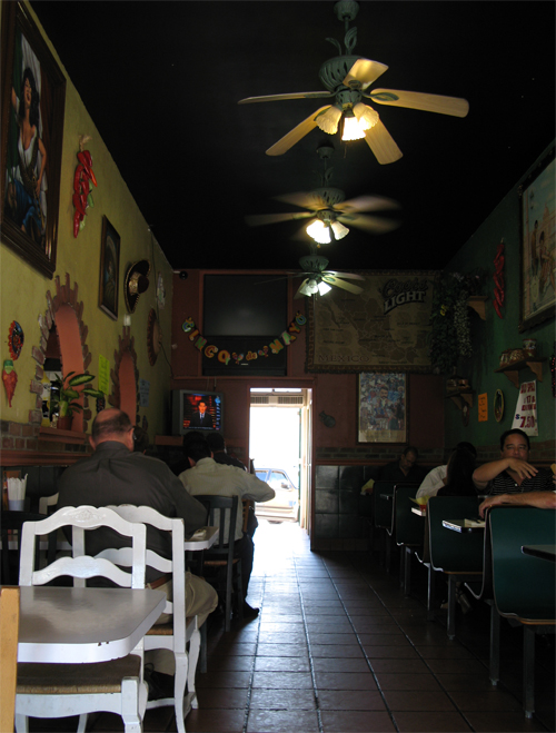 El Tarasco (Interior)