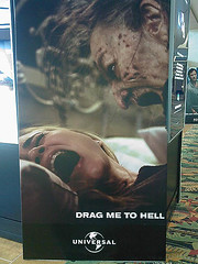 Movie Poster for Drag Me to Hell