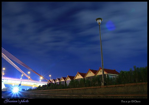 400D_夜景