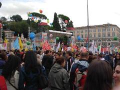 DSCN6086 (Gaiux) Tags: roma università protesta 2008 proteste scuola manifestazione sciopero riforma facoltà finanziaria istruzione sindacato sindacati gelmini 30102008 legge133
