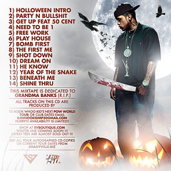 LLOYD BANKS  HALLOWEEN HAVOC mixtape tracklisting