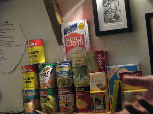 First Thursday - Ancient Food Supplies in Art Gallery