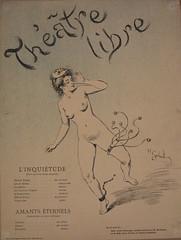 Le théatre libre by Gerbault