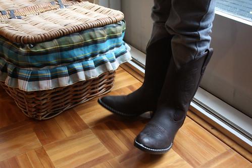 Basket + Boots