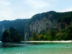 Koh Hong / Hong Island (papaija2008) Tags: ocean travel cliff beach nature water beautiful canon wow landscape thailand island asia south powershot east hong tropical limestone g3 koh breathtaking krabi canonpowershotg3 thaimaa naturewatcher platinumheartaward earthasia breathtakinggoldaward placesyouvisit breathtakinghalloffame 4timesasnice 6timesasnice 5timesasnice 7timesasnice