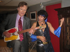 Conan O'Brien & Björn Türoque