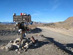 Teakettle Junction in the middle of nowhere
