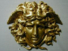 BM230 Gold Mask (listentoreason) Tags: newyorkcity usa newyork art metal museum america gold unitedstates favorites places olympus material jewlery metropolitanmuseum themet metropolitanmuseumofart metalworking score30 olympusc4040z c4040z