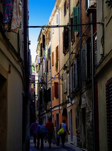 ulice pirana